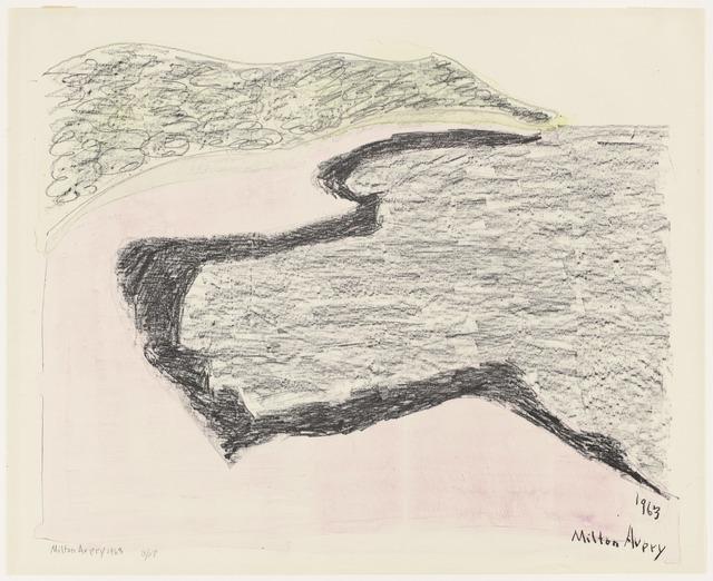 Milton Avery, 'Grey Sea ', 1963, ARC Fine Art LLC