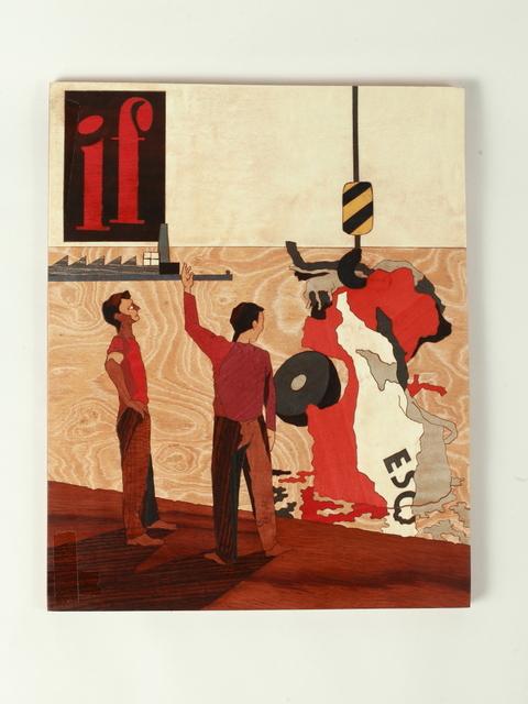 , 'If # 6,' 2017, Galeria Oscar Cruz