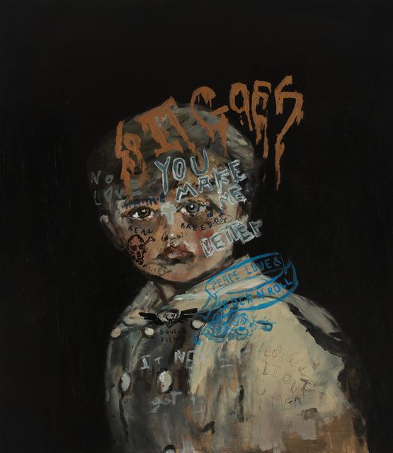 , 'So It Goes,' 2017, Galerie Heike Strelow