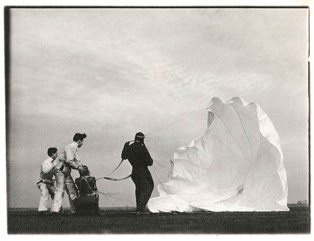 , 'Untitled #26 (Twenty Parachutes),' 1937, Wirtz Art