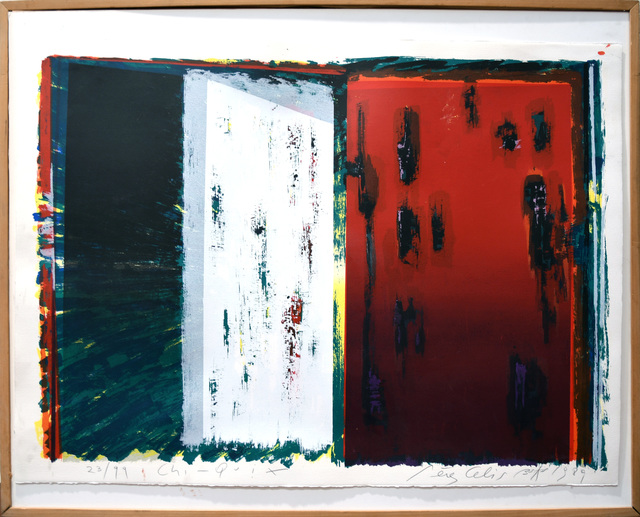 , 'Chi-Quix,' 1989, Anita Shapolsky Gallery