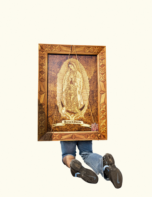 , 'The Road to Tepeyac # 6 (Kneeling woodwork),' 2010, The Ravestijn Gallery