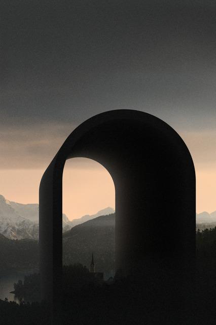 , 'Archway 3,' 2020, Encounter Contemporary