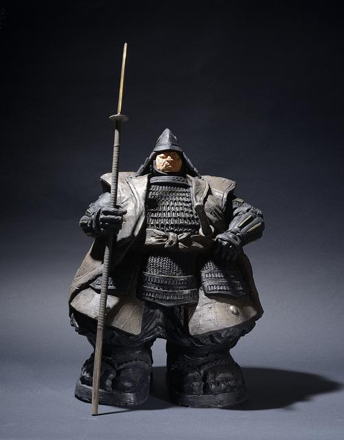 Matteo Pugliese, 'Samurai Guardian XII ', 2018, Kwai Fung Hin