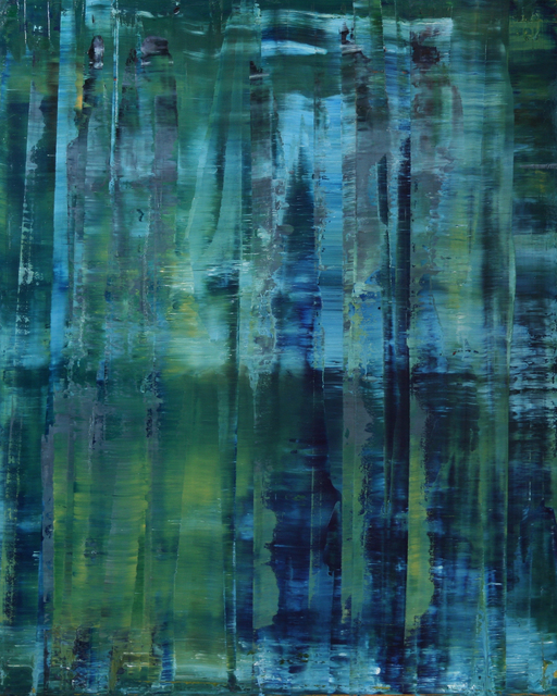 , 'abstract N° 789 [Chingley Wood - Bewl Water],' , Saatchi Art