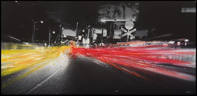 Pete Kasprzak, 'Carney's (Red and Yellow)', 2019, Artspace Warehouse