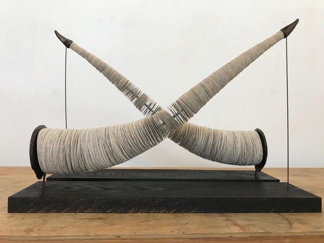 , 'Tusk,' 2017, Seager Gray Gallery