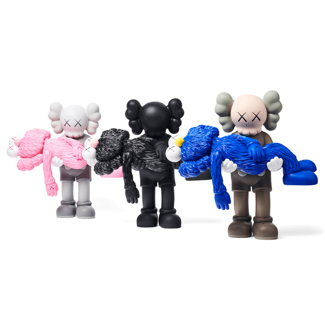 KAWS, 'GONE (SET OF 3)', 2019, Marcel Katz Art