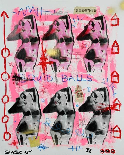 , 'Women Squid Balls,' 2013, Artspace Warehouse