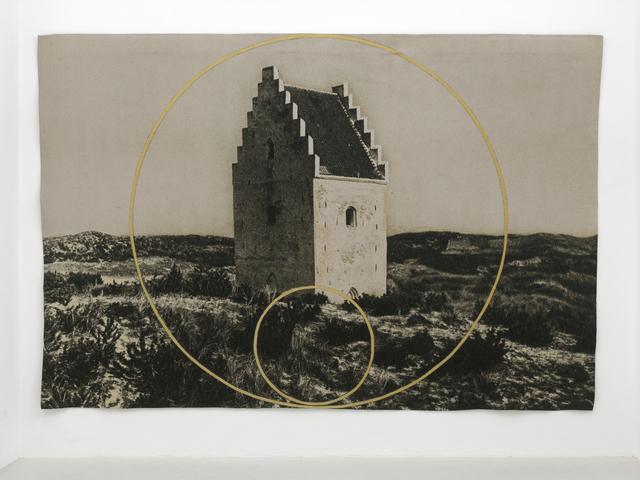 , 'Untitled (tapestry),' 2013, Sies + Höke