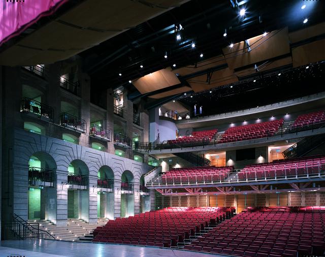 , 'Teatro Comunale delle Muse, Ancona,' , Fundación Proa
