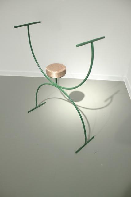 , '__Σ,' 2014, García Galeria