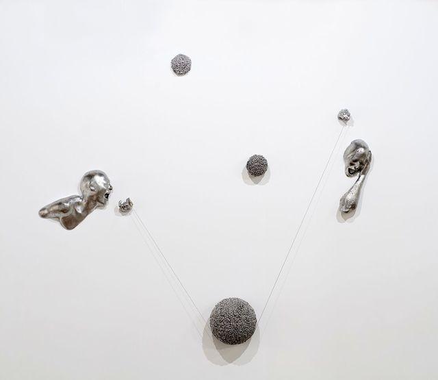 , 'Funambulista,' 2015, Luisa Catucci Gallery