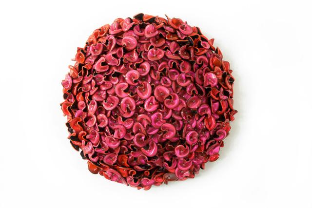 , 'Pointless (Composition in Pink),' 2015, Dominik Mersch Gallery