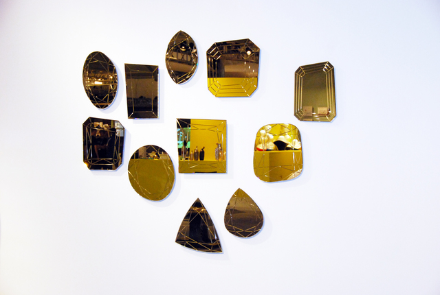 , 'Mini Maryline Mirrors,' 2015, Cristina Grajales Gallery