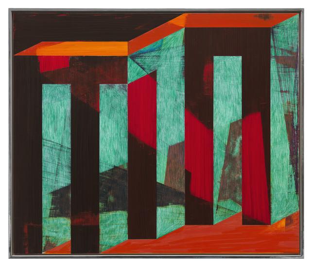 , 'Untitled,' 2015, Galerie Peter Kilchmann