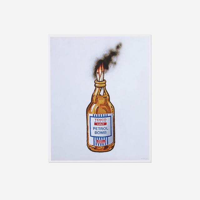Banksy, 'Tesco Value Petrol Bomb', 2011, Wright