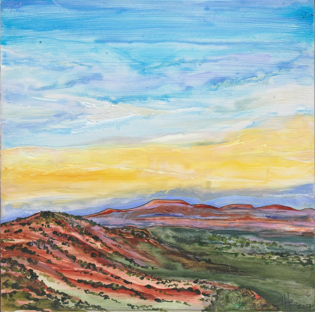 , 'Bears Ears Sunset,' 2017, ArtHelix Gallery