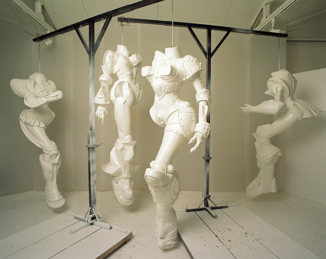 , 'Cyborg W1-W4,' 1998, Art Sonje Center
