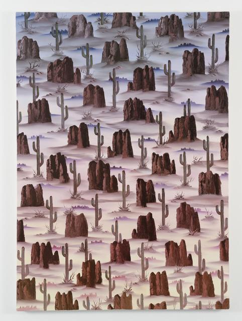 , 'Desert Glow (Angel Eyes),' 2015, Anat Ebgi