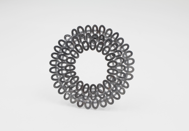 , 'Oval Link Brooch,' , Facèré Jewelry Art Gallery