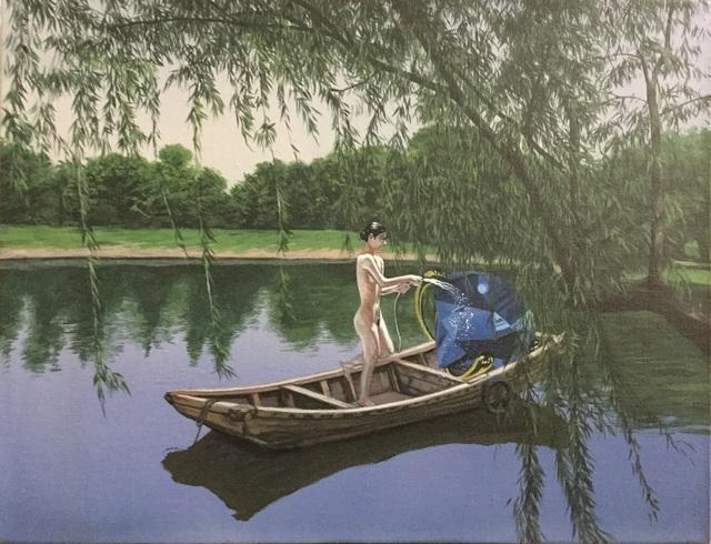 , 'Secret Garden - Boat,' 2016, Art+ Shanghai Gallery
