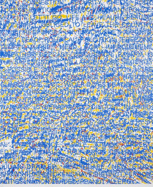 , 'LIVE,' 2017, G2 Kunsthalle
