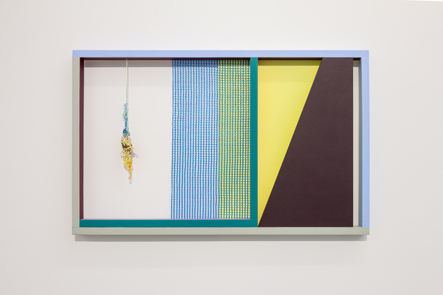 , 'Painted Angles (Equilibrium),' 2017, BERG Contemporary