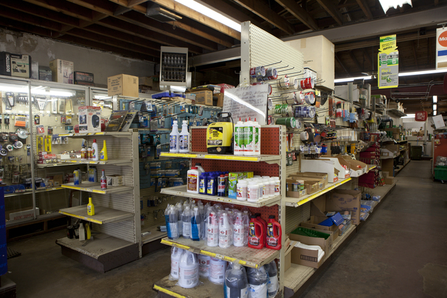 , 'Halsted Hardware Store Chicago,' 2014, Fondazione Prada