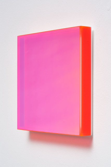 , 'color radiant red bonn,' 2018, Galerie Judith Andreae