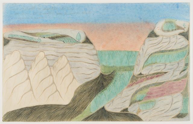 , 'Mt. Elizabeth in Serpentine Mnt Range in towns Ste Quentin New Brunswick,' ca. 1968, Adams and Ollman