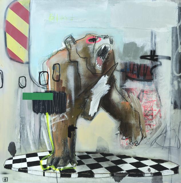 Jérôme Rochette, 'Blast', 2017, Galerie LeRoyer