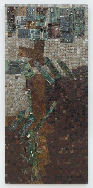Elias Sime, 'Ants & Ceramicists, FORTHCOMING 5', 2009-2010, James Cohan
