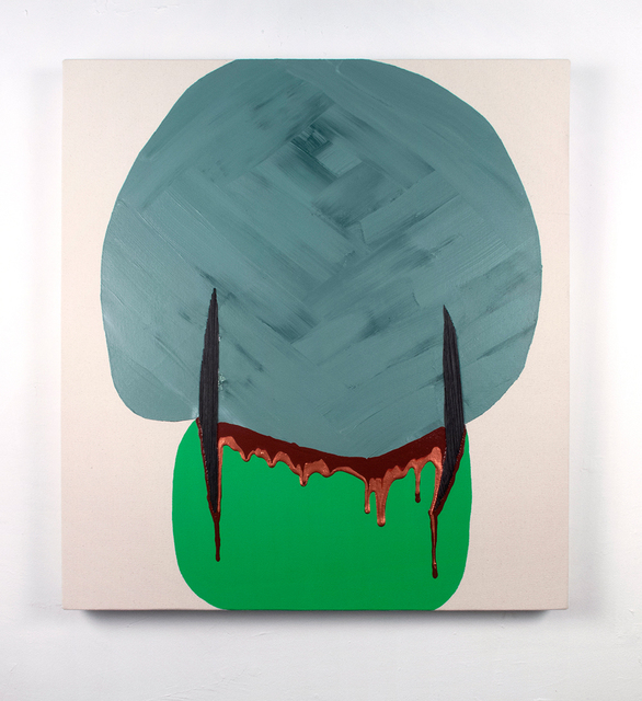 , 'dream your face off,' 2015, Denny Gallery