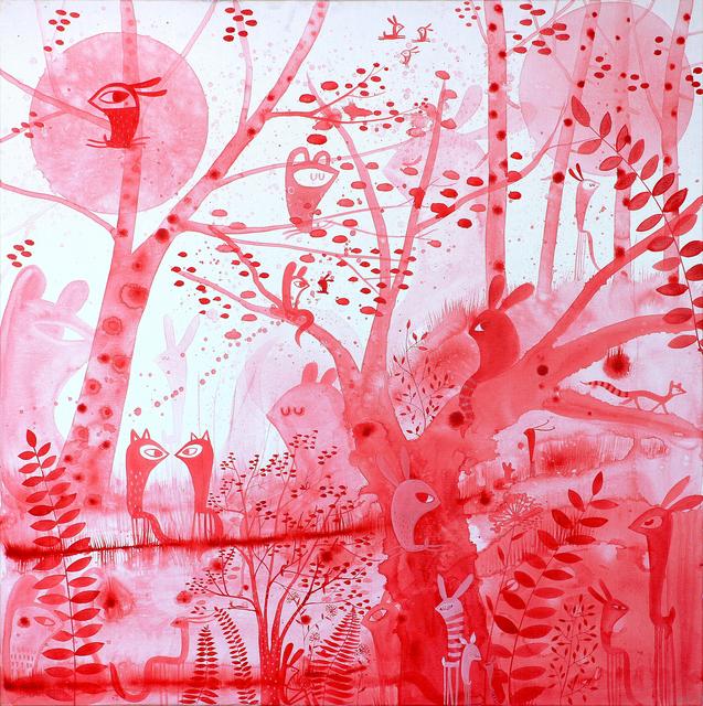 , 'Sunset Morning,' 2015, GALERIA JORDI BARNADAS