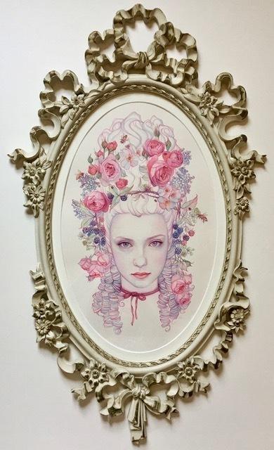 , 'Jardin de la Reine,' 2018, Haven Gallery