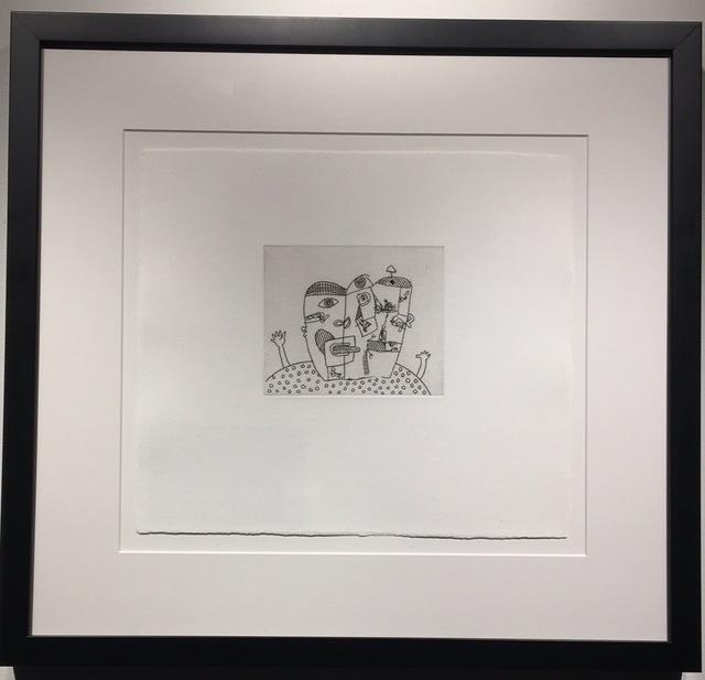 Keith Haring, 'Untitled #3 (with Sean Kalish) ', 1989, Soho Contemporary Art