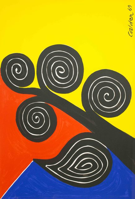 Alexander Calder, 'Autumn', 1969, The Munn Collection