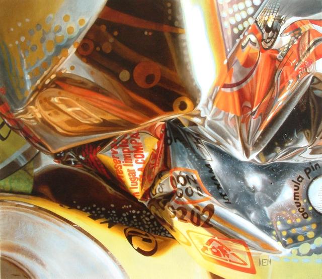Elena Molinari, '202', Plus One Gallery