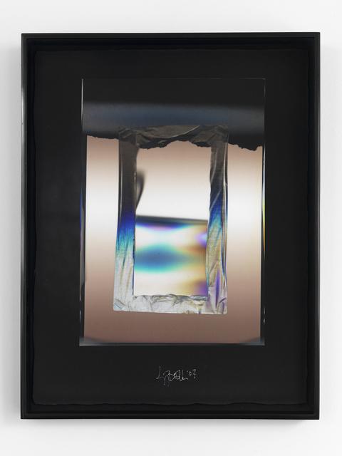 , 'AAAAA 60 A,' 2007, Anne Mosseri-Marlio Galerie