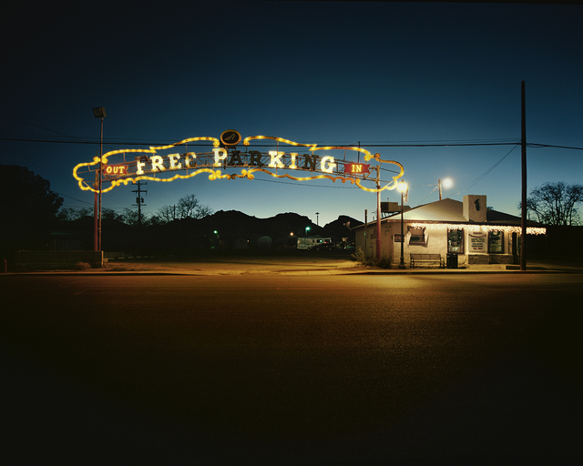, 'Free Parking,' 2009-2012, Weiss Katz Gallery