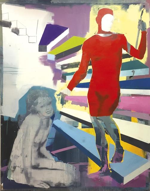 , 'Geben und Nehmen,' 2017, Galerie Schimming