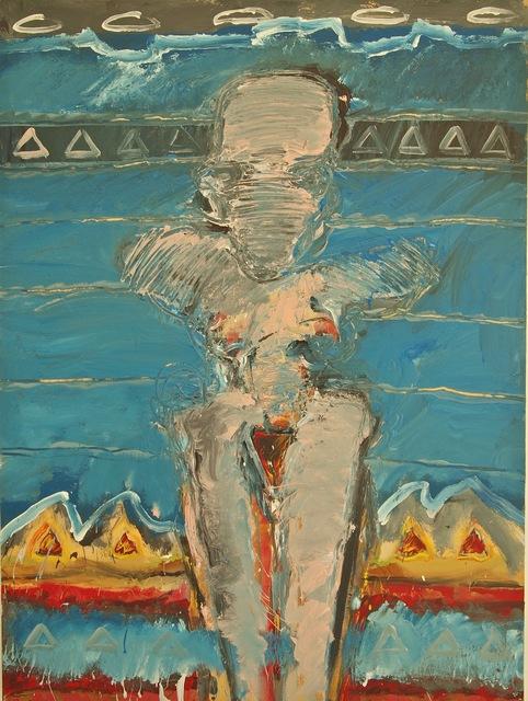 , 'Painting # 6389,' 2017, Joshua Tree Art Gallery
