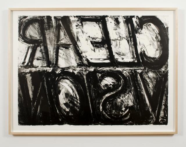 , 'Clear Vision,' 1973, Brooke Alexander, Inc.