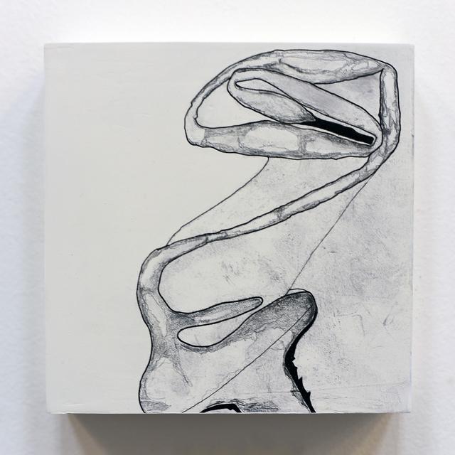 , '4.7 oz = 70 days I,' 2016, Jen Mauldin Gallery