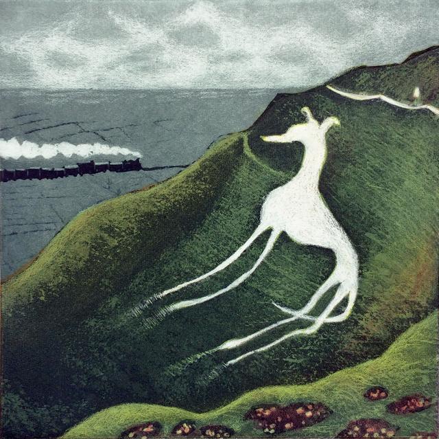 , 'Eric Ravilious' Dog ,' , Sarah Wiseman Gallery