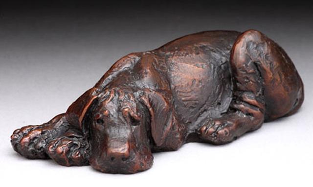 , 'Puppy Watch,' 2008, Cavalier Galleries