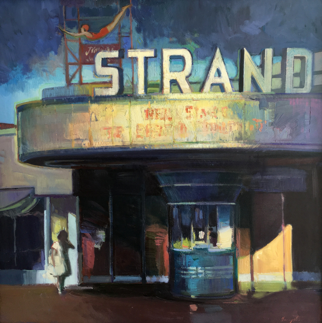 , 'Strand Theatre,' 2014, Sue Greenwood Fine Art