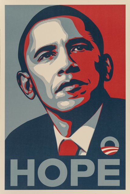After Shepard Fairey, 'Hope', 2008, Heritage Auctions