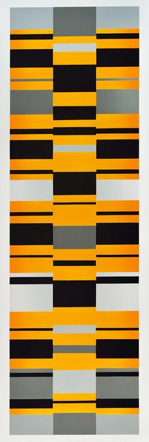 , 'Columna Policromada,' 2005, Durban Segnini Gallery